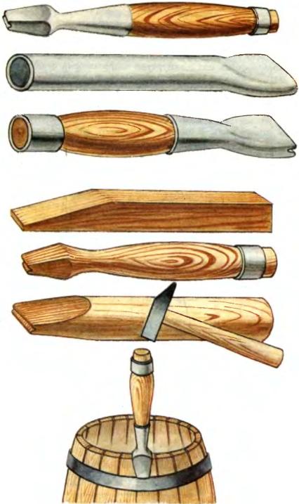 Бондарный инструмент своими руками 31