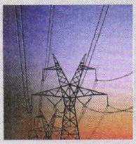 Подача электрического тока потребителю