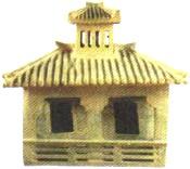 Древнекитайский макет дома