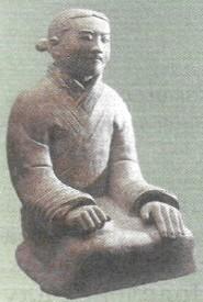 Древнекитайская скульптура