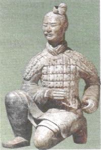 Воин императора Цинь Шихуанди