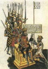 Кто такой сеньор в средние века история 6 класс