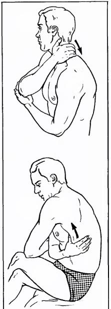 Как самой себе делать массаж при остеохондрозе